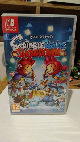 Scribblenauts Nintendo Switch