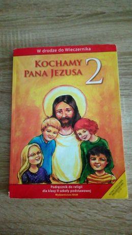 Podręcznik do religii dla klasy 1 i 2.