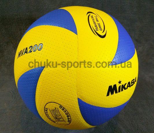Мяч волейбольный Mikasa MVA200 Микаса для волейбола