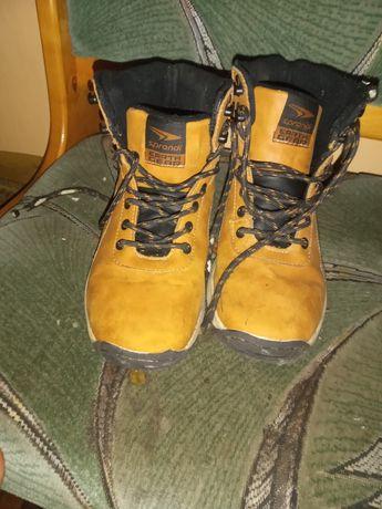 Buty zimowe dla chlopca