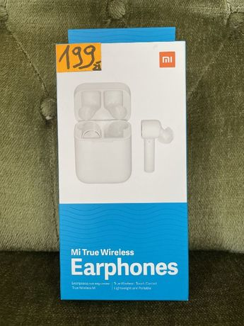 Słuchawki Xiaomi MI True Wireless Earphone ! Nowe Zaplombowane !