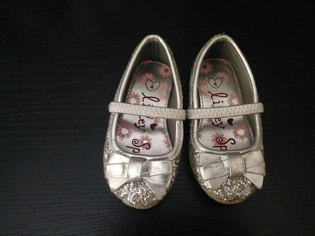 Туфли балетки 12.5 см