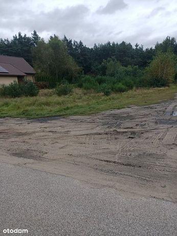 Działka budowlana w centrum Olszanki