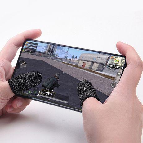 PUBG mobile мобильные напальчники черный Seuno триггеры геймпад ПУБГ