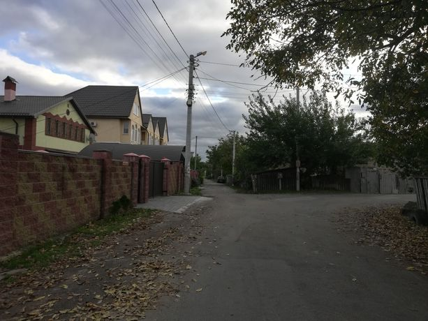 участок на Нахимова в Борисполе