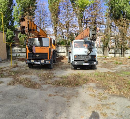 Продам автокран КТА-18 и КС-3577
