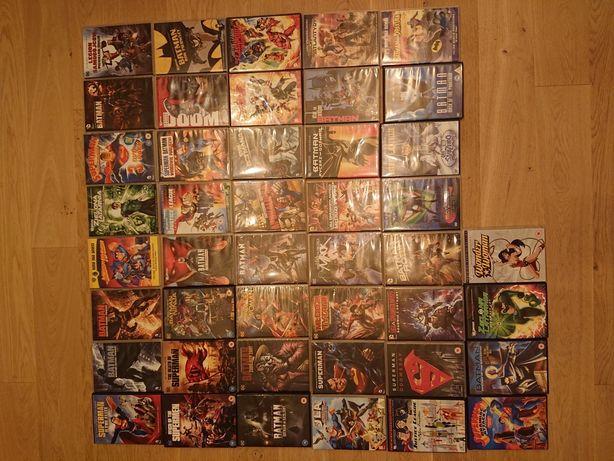 DC Animated Filmy Animowane Batman Superman Wonder Woman DVD
