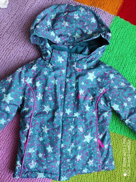 Детская теплая стильная курточка