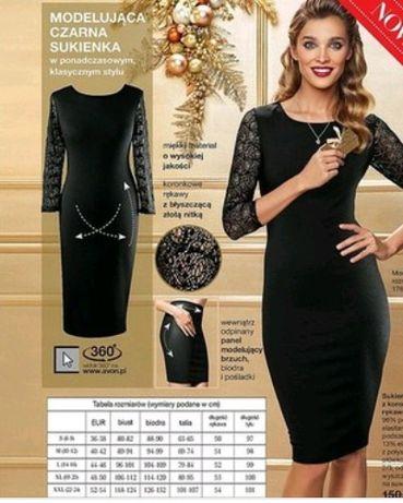 Sukienka modelująca Avon