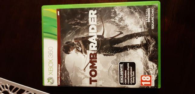 Gra Tomb Raider na Xbox 360