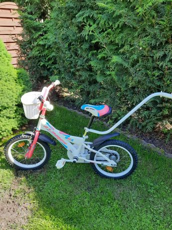 Sprzedam rower dla dziewczynki 16 cali..