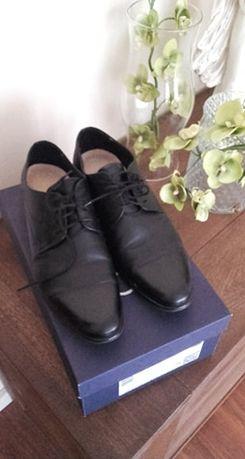Buty męskie Ryłko 41 Skórzane klasyczne