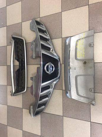 Решітка радіатора Nissan Murano,Subaru Forester,Нижня губа Range Rover