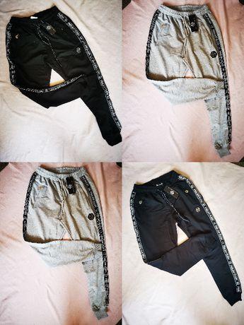 Dresy męskie Philipp Plein spodnie dresowe nowość M-XXL