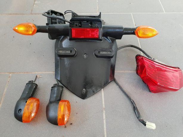 Lampy migacze przód Yamaha Fazer 600