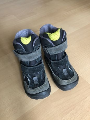Зимние ботинки Ecco размер 23