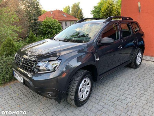 Dacia Duster LPG, nawigacja