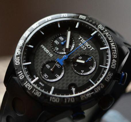 Tissot PRS 516 Quartz Chronograph T100.417.37.201.00 (Оригинал)