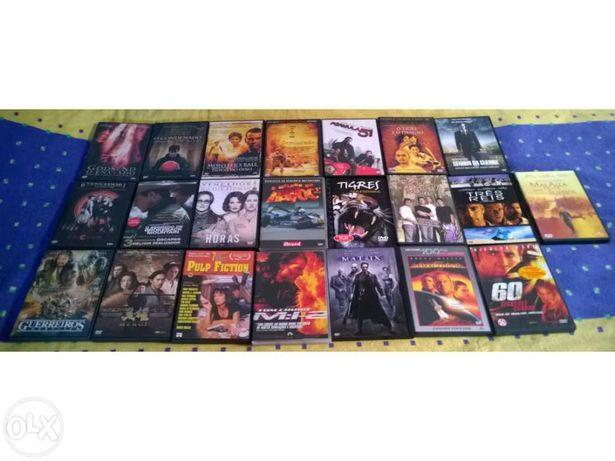 22 Filmes DVD