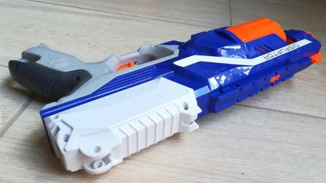 Pistola Nerf Disruptor