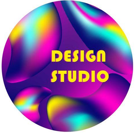 Графічний дизайнер: розробка логотипу, візитки, сайтів, банерів і тд.