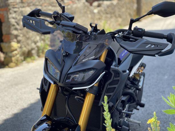 Yamaha mt 09 sp 2019