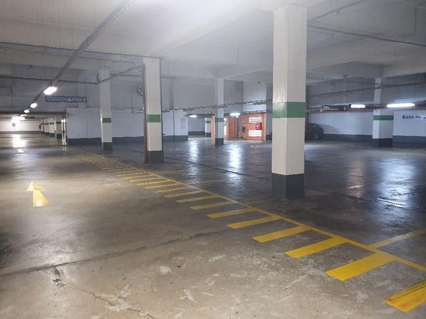 Marquês de Pombal, Lugar de Estacionamento