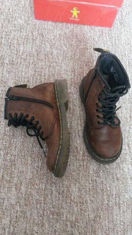 Ботинки демо натур.кожа 32р.