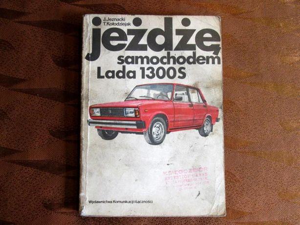 ŁADA 1300S Jeżdżę samochodem LADA 1300S 2105