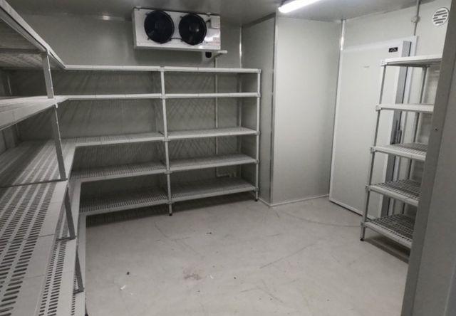 Универсальная камера склад охлаждения для кафе магазина дома
