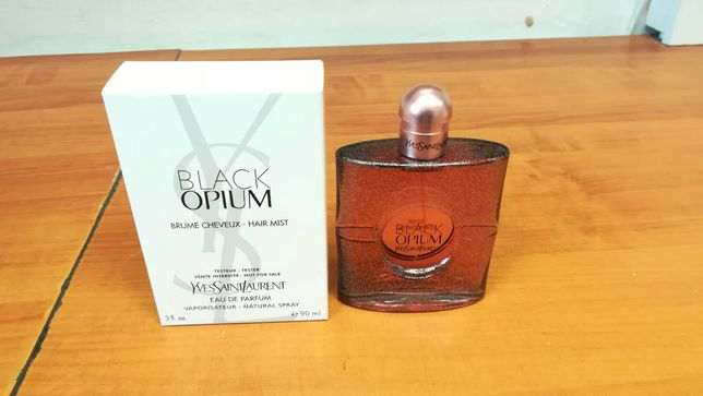 YSL Black Opium Brume CHeveux-Hair Mist 90 ml org nowe damskie