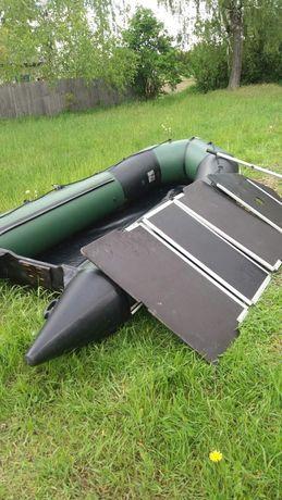 Надувная лодка aqua star k 370