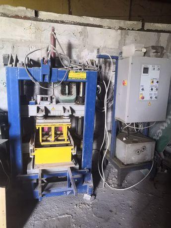 Продам оборудование для производства блоков