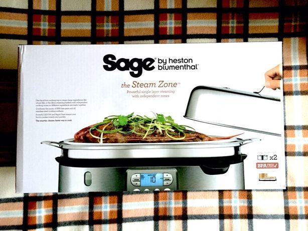SAGE urządzenie do gotowania na parze The Steam Zone