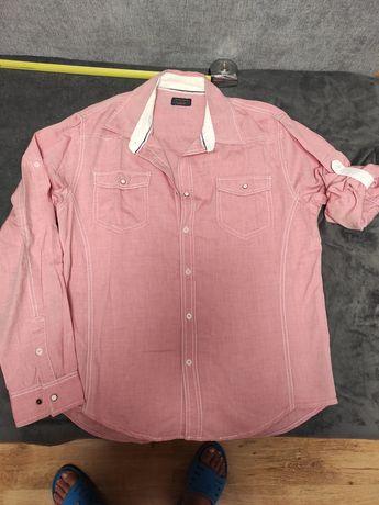 Koszula Zara rozm.XL/42 szer.w pasie 58 cm