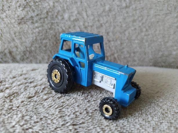 Matchbox Superfast Tractor ciągnik Lesney