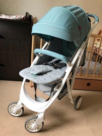 Прогулочная коляска euro cart volt pro 2019, цвет niagara
