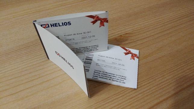 Bilety/vouchery do kina Helios Białystok