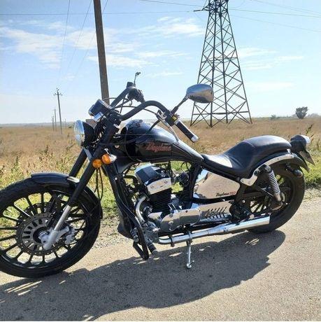 Мотоцикл 350сс,на регистрации