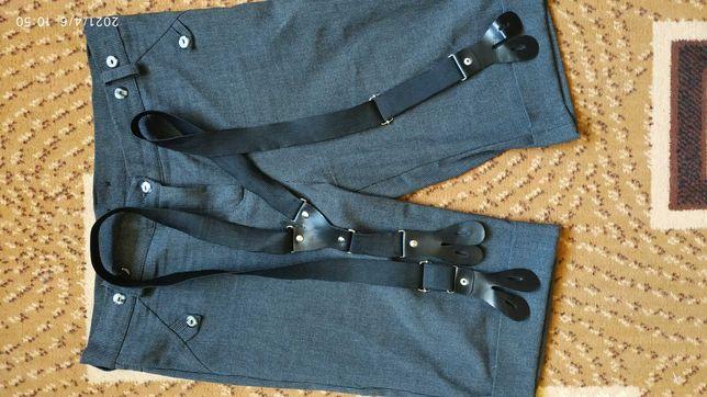 Женские шорты с подтяжками