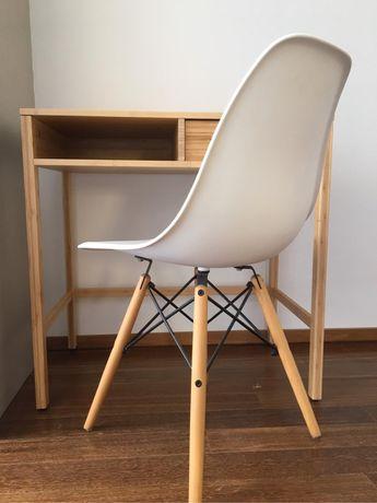 Toucador Ikea em bambu