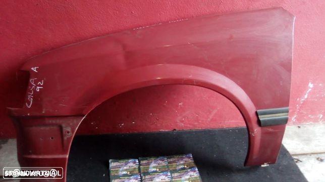 Guarda lamas frente esquerdo / Direito - Opel Corsa A