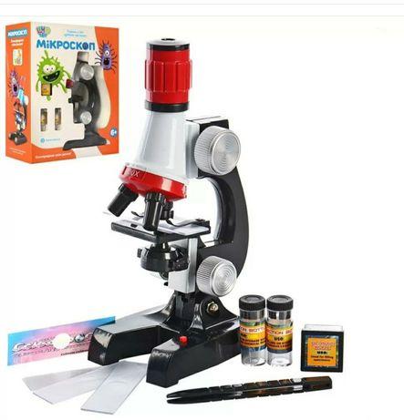 Детский световой микроскоп