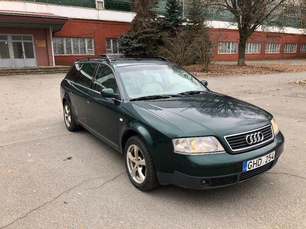 Audi A6 2.5 TDi 2000 года