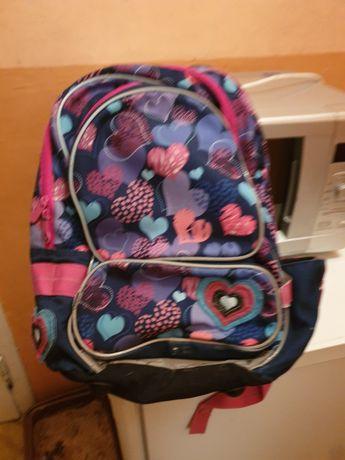 Plecak  szkolny usztywniany Topgal