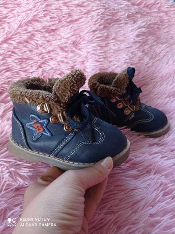 Дитячі зимові чобітки Дитяче взуття