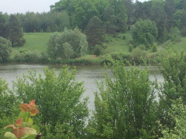 Дача на берегу озера! Вид на озеро, до воды 100 метров, с. Шестаково!