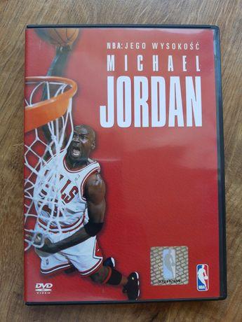 Michael Jordan Jego Wysokość DVD NBA