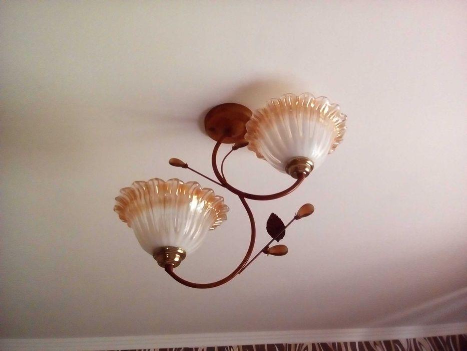 Світильник на дві лампочки Каменец-Подольский - изображение 1
