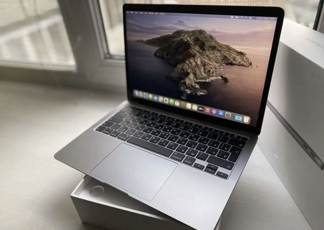 Macbook Air 13 (2020) Новый, гарантия цитрус